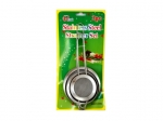 Steel strainer 3 pieces of very good quality  MJ8359