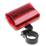 Rear bicycle lamp 5 LED  MJ-0291