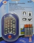 LED Flashlight 24 + 3 LED Flashlight with 3 pcs R03   MJ866