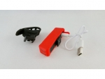 Rear light COB 150 lumens LED bike  MJ7596