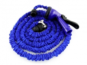 Garden hose with a extensible gun 2.5 to 7.5 m    MB-9154