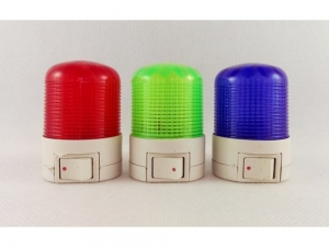 3 LED night light contact with switch    MB-0117