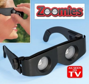 ZOOMIES binoculars magnifying glasses TV   MB-5894