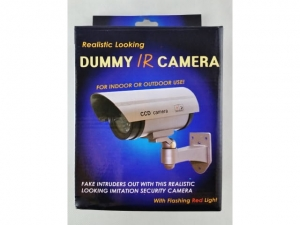 ZW70 IR camera dummy LED outdoor camera   MJ1704-35