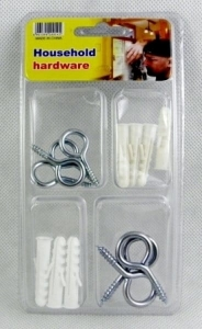 Set of hooks with pins  MB-9099