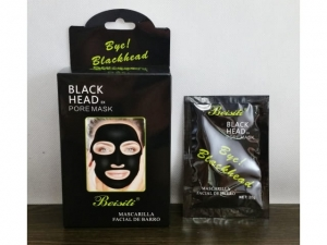BEISITI black face mask  MB-11170