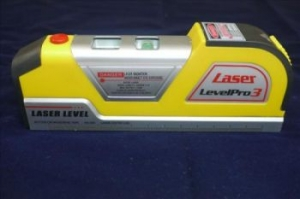 Laser level indicator+ 2.5 m scoop   PND-5235