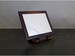 Double-sided mirror 14x12cm SM-334