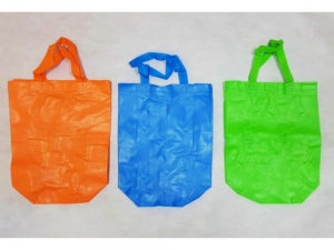 Bag reusable bag with eco ears 39x30cm   SM-322