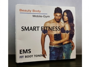Smart Fitness 3pcs EMS massager    MB-12172