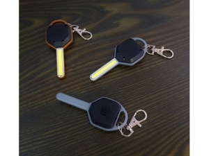 Key ring COB LED plastic     KQ0472