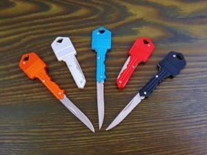 Keychain key pocket knife   KQ0465