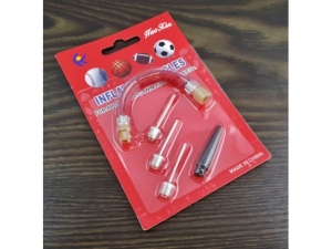 A set of accessories for inflating balls, mattress MJ11192