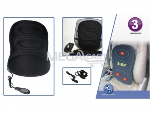 Car Seat Back Massage Mat 50x35cm MB-13445