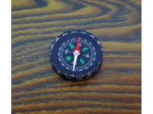 Manual compass 4.5cm MB-13704