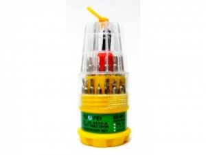Multifunctional Screwdriver - 32 pieces  PND-6816