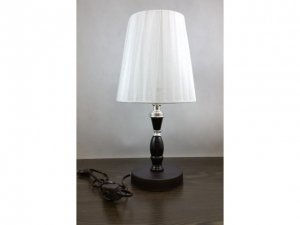 Bedside lamp with a shade 37 cm  MB-8316