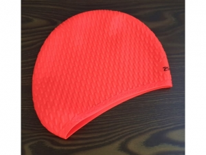 Swimming cap for women silicone SM-536