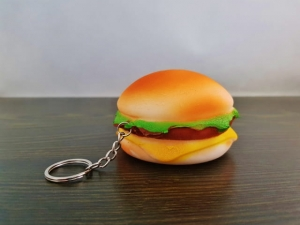 Anti-stress squishy hamburger MJ12025