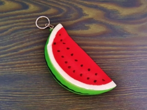 Anti-stress squishy watermelon MJ12029