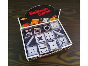 Balance Toy Cube - Mixed Base MJ12084
