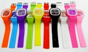 Gel watch