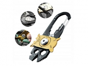 Multitool key ring 20 in 1 key ring MB-13953