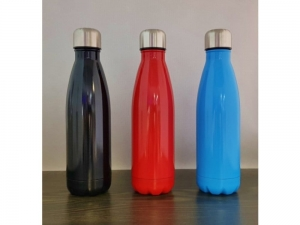 500ml steel thermos bottle mix colors SM-641