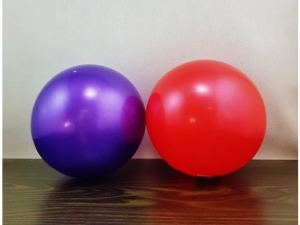 Rubber Ball (Inflatable)16cm    ABRM-144