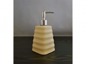 18cm ceramic soap dispenser  LFKO622425