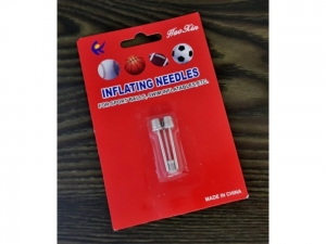Needles for inflating balls 3 pcs   MJ11191