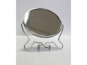 Mirror '5 metal two-sided mirror   MJ3809