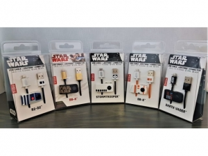 Cable Iphone Tribe Star Wars 120cm   CLR20701