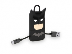 Cable Iphone Tribe Batman tag 22cm   CLR33102