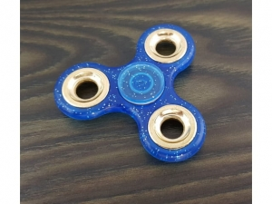 spinner with glitter  S14