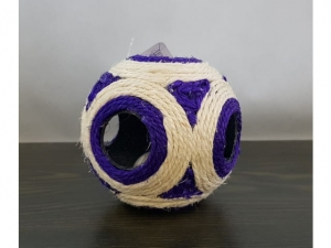 Cat toy ball 11 cm  halls-6