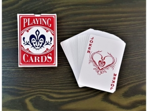 Single deck playing cards   SM-710