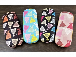 Pouch glasses case  17615