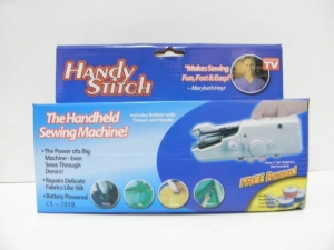Battery operated manual sewing machine  MB-5890