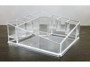 Acrylic organizer for cosmetics or jewelry  MB-10289