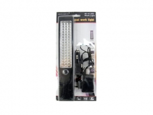 Workshop lamp 48 led + 5LED with chargers   MJ2839