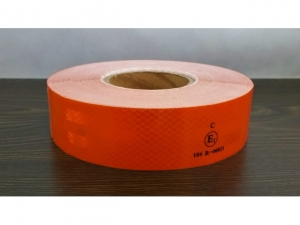 Reflective tape for ORANGE vehicle marking  MB-7872 O