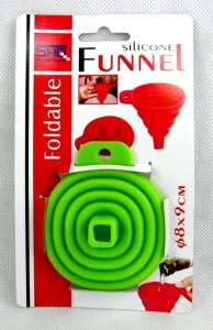 Funnel Silicone collapsible  MB-5297