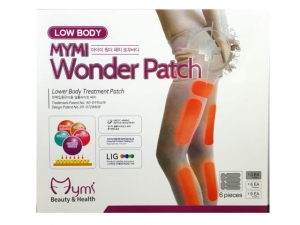 Slimming patches MY Wonder Patch, LEGS   MJ9335