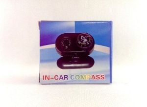 Car compass with thermometer  MJ7139