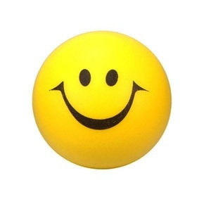 Anti-Stress Ball 6 cm Mr. Smile  MJ0147