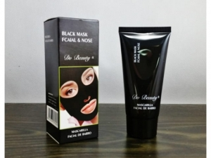 Black face mask BEAUTY  MB-11171