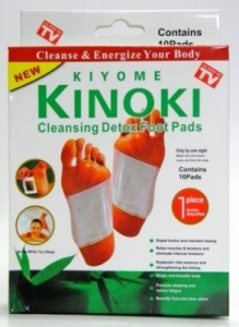 Kinoki Detox Cleansing of Toxins Patches PND-9889