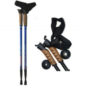 Hiking stick with cork handle Slim MB-5115