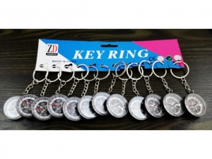 Keyring with compass  MB-10463